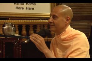 On Tamal Krishna Goswami & Bhakti Tirtha Swami