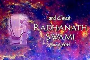 Radhanath Swami - Buddha at the Gas Pump