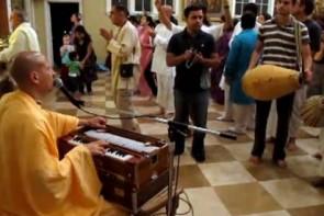 Radhanath Swami's Kirtan
