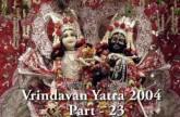 Vrindavan Yatra with Swami Radhanath