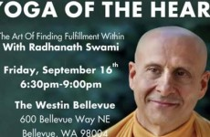 Yoga of the heart - Radhanatha Swami