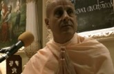 Radhanath Swami in ISKCON London