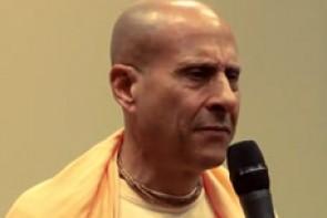 Radhanath Swami - Yoga and Ecology